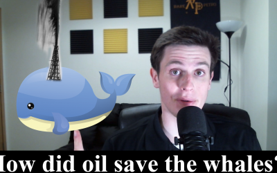 Hydrocarbon History 3: Save The Whales!