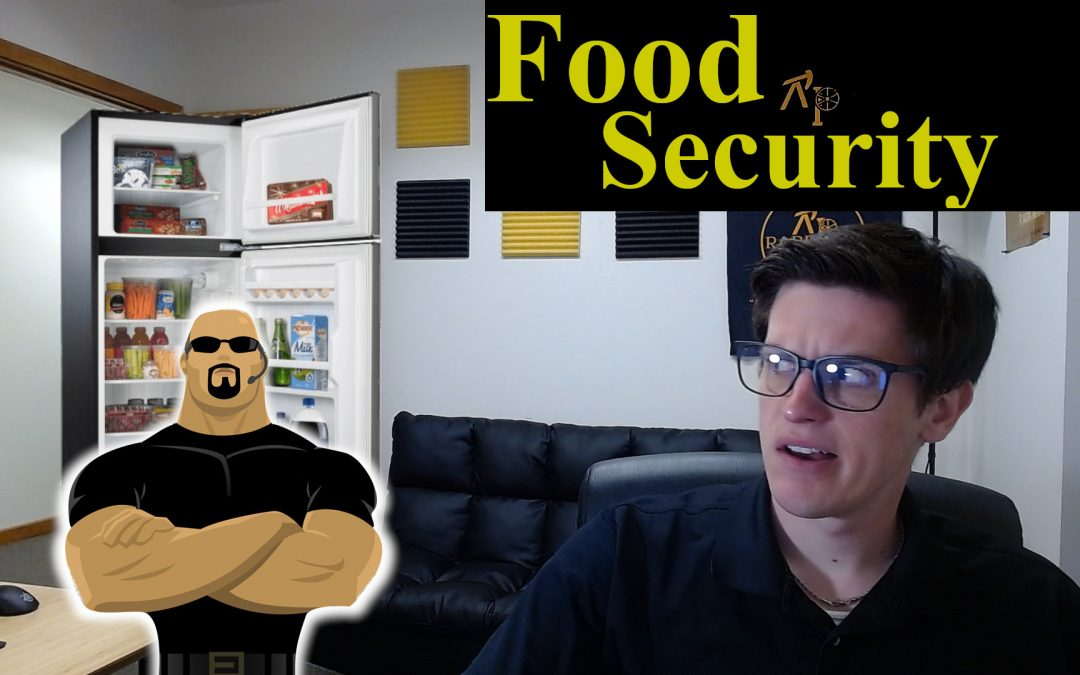 Hydrocarbon History 4: Food Security
