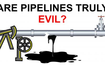 Hydrocarbon History 6: Pipeline Origins