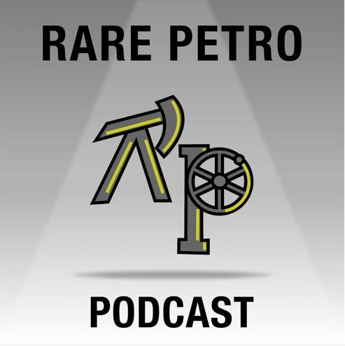 RARE PETRO Podcast Logo