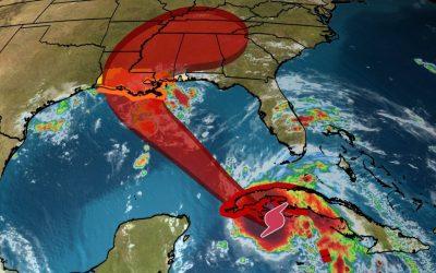 Offshore Hurricane Evacuation Procedure